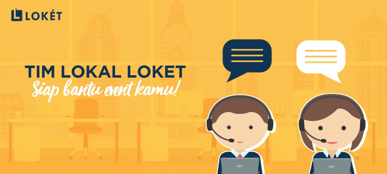 image Loket.com Punya Event Consultant yang Siap Bantu Eventmu!