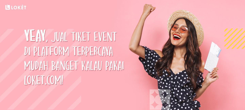 image Jual Tiket Event Lebih Luas, Distribusikan di Platform Terpercaya!