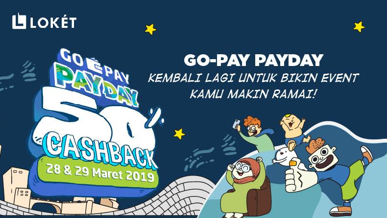 image GO-PAY PAYDAY Balik Lagi untuk Bikin Event Makin Ramai!