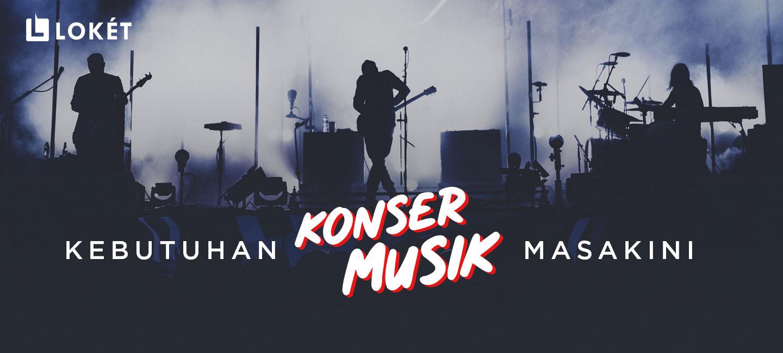 image Happy World Music Day! Cari Tahu Kebutuhan Konser Musik di Sini