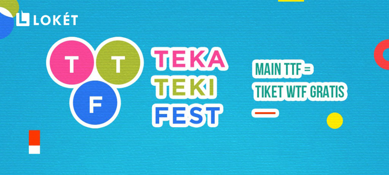 image Nggak Perlu Kejar Promo Tiket, Menangkan Tiket Gratis We The Fest!