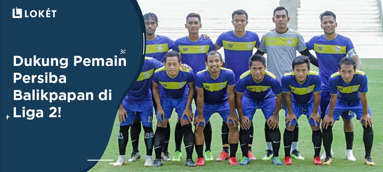 image Susunan Pemain Persiba Balikpapan di Liga 2 2019!