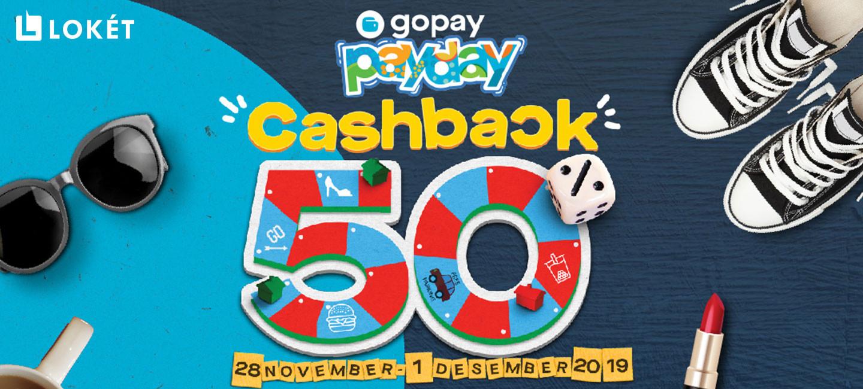 image GoPay Payday November 2019: Tips Tetap Hemat di Awal Gajian!