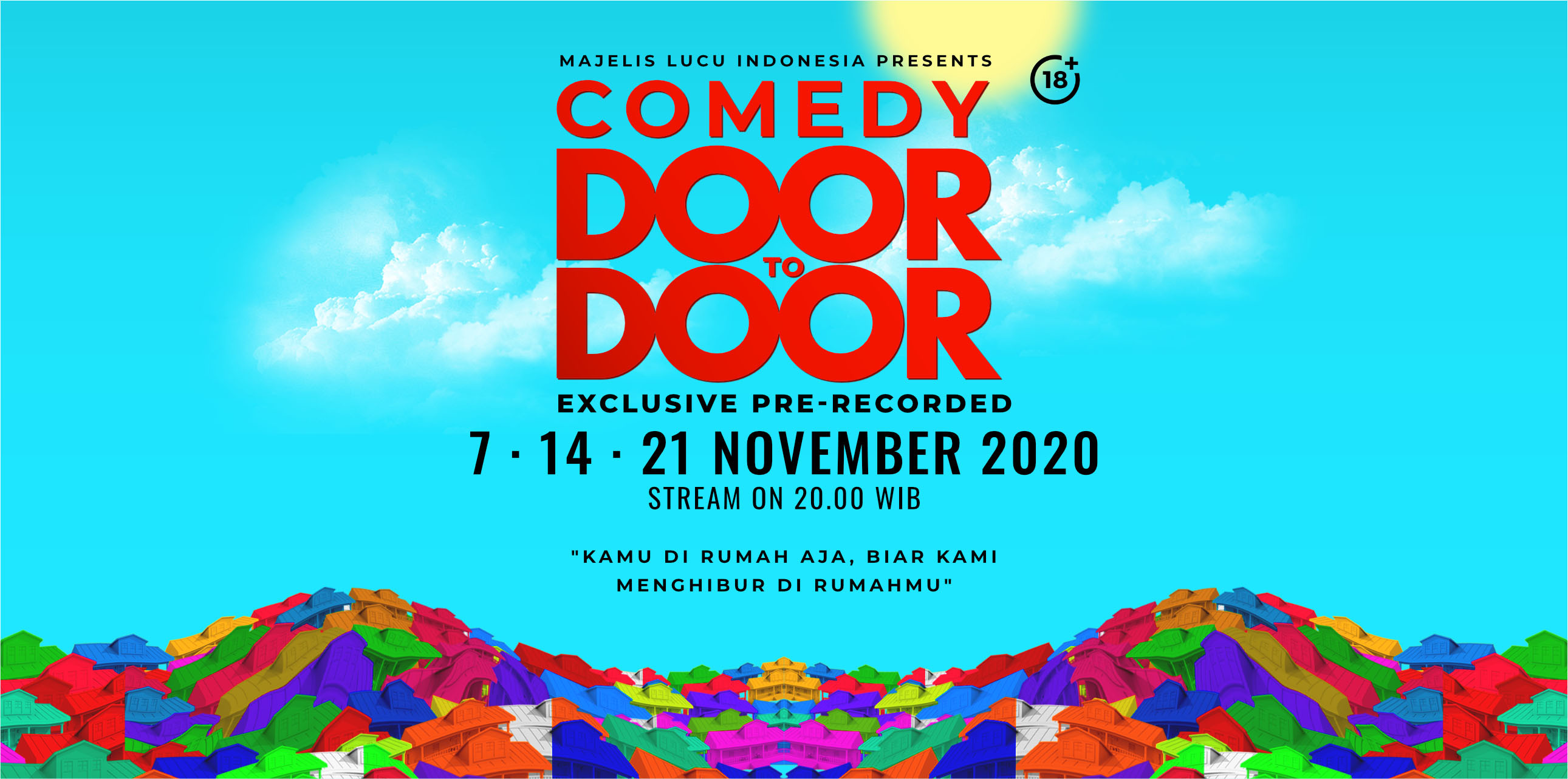 Comedy Door to Door