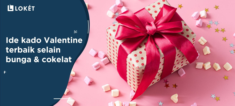 image Ide Kado Valentine Terbaik Selain Bunga & Cokelat