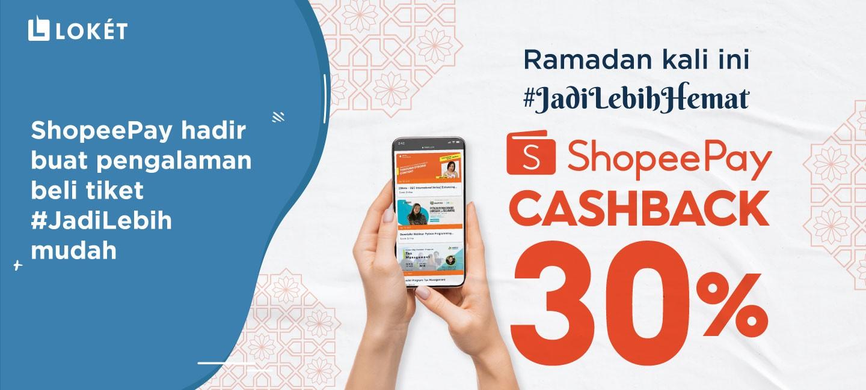 image ShopeePay Hadir Buat Pengalaman Beli Tiket #JadiLebih Mudah