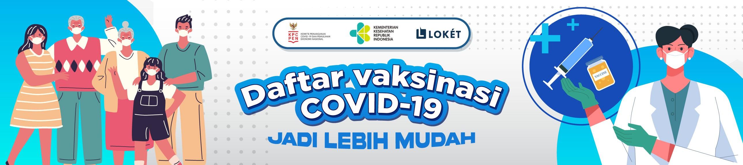 Vaksin Jawa Tengah